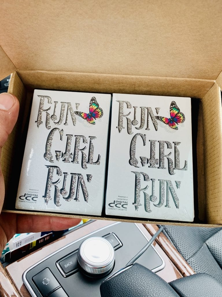 run girl run, jeremy heiden, digital compact cassette
