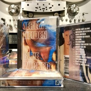 jeremy heiden, jeremy heiden blue wicked minidisc, jeremy heiden blue wicked