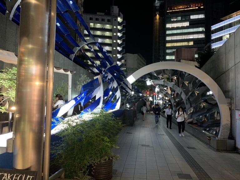 Japan street Jeremy Heiden