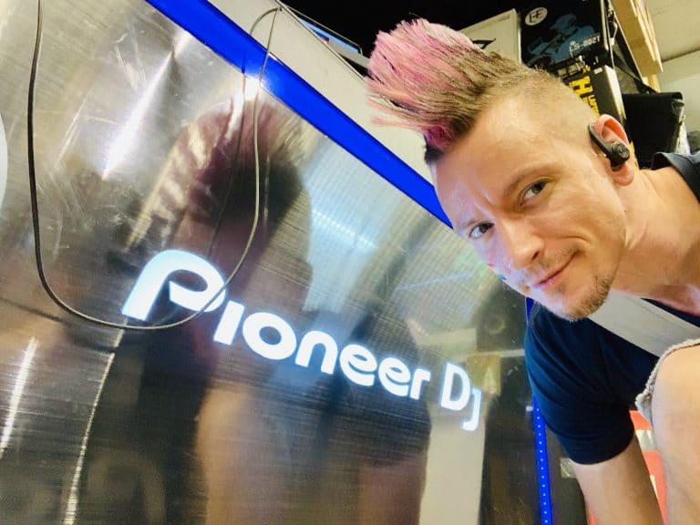 Pioneer DJ Jeremy Heiden